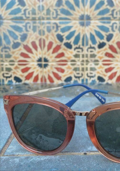 Show off your style in TOMS new Adeline frames.
