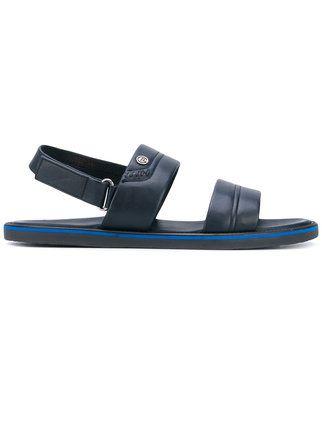 Baldinini double strap sandals