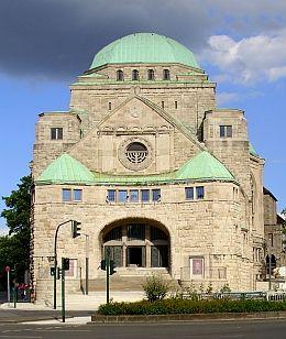 Alte Synagoge. Mehr auf: http://www.coolibri.de/staedte/essen/museen/alte-synagoge.html