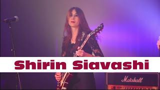 Shirin Siavashi: Dollface Promo 2017 - Super Hot All female Band from Las Vegas   Tiffany- The singer... is obsessed with fashion and shopping makeup hair and her dog Beely. Crystal- Bass Player... loves Movies beer and taking to EVERYONE in the audience ( she is DEF not shy) Misia - On Drums... loves Japanese food and cooking it also her cat Jack. Shirin- Guitar.. loves anything music related and COFFEE but it has to be strong! Super Hot All female Band from Las Vegas Dollface…