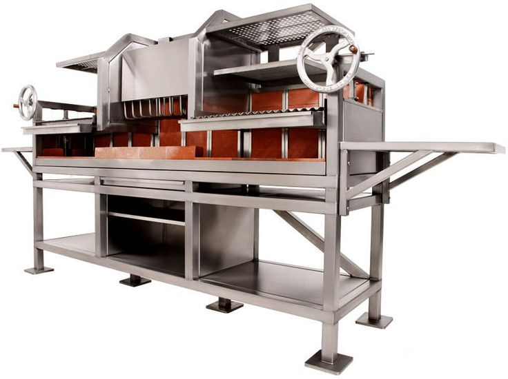GrillWorks The Infierno grill