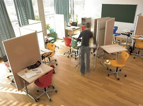 From VS Furniture Classroom Area Of Future