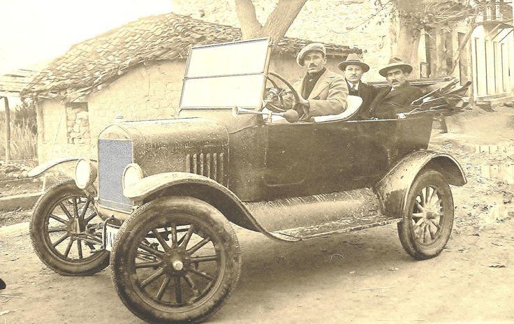 ΚΙΑΤΟ 1925 To πρωτο ταξι