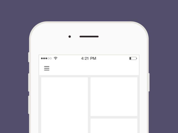 Inspirational UI Design 15 - UltraLinx #ZENUI 5.0