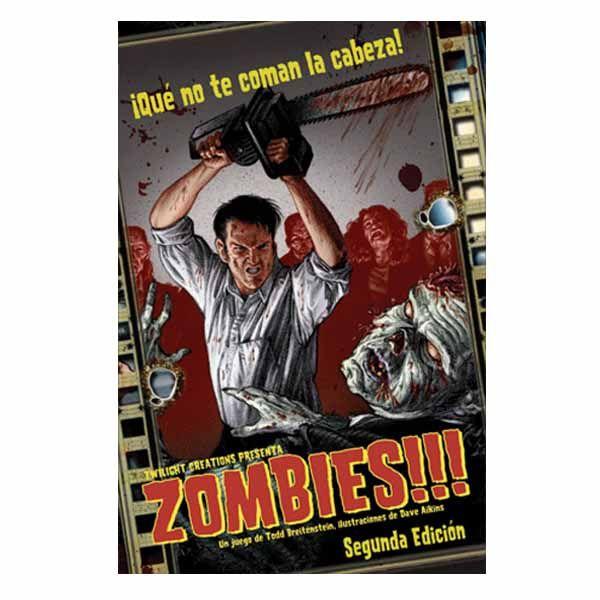 El papel que desempeñan los jugadores en el juego de tablero Zombies es el de un grupo de personas que deben escapar de una ciudad plagada de zombies. Para poder escapar tienen que ser capaces de llegar hasta un punto en concreto. Este punto es el helipuerto dela ciudad.