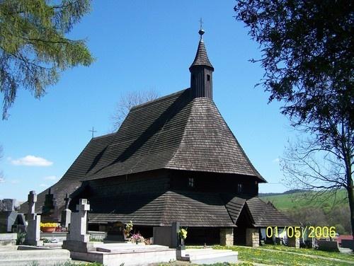 Wooden Churches of the Slovak part of the Carpathian Mountain Area, Slovakia