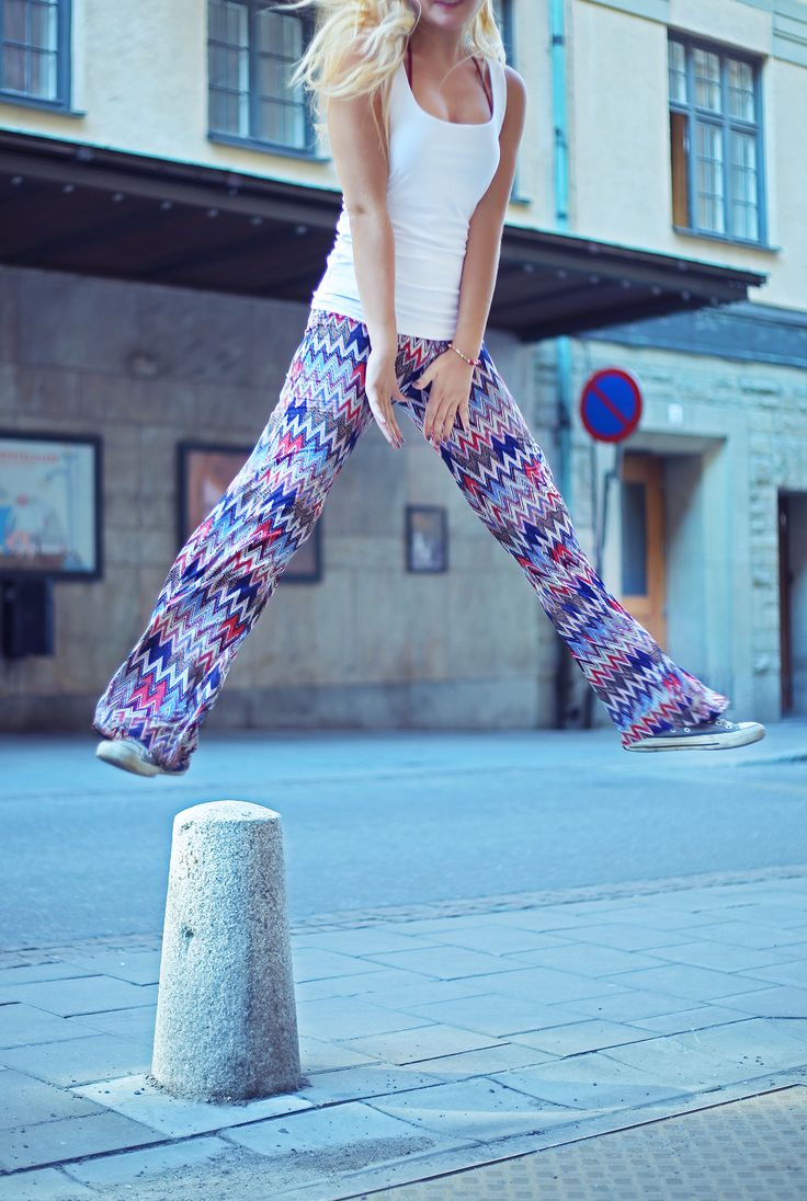 Be Fun pants from monroeworld.se