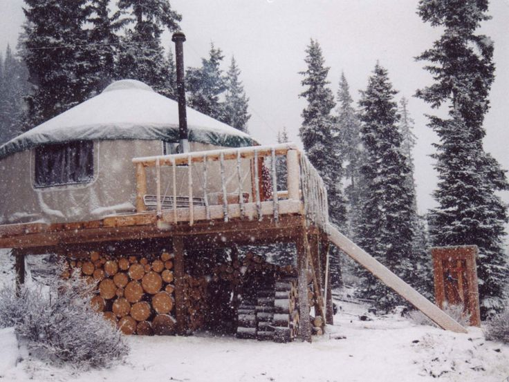 Photos and Videos of Yurts, Tipis and Tents from the Colorado Yurt Company. See videos of yurts and tipis being set up.
