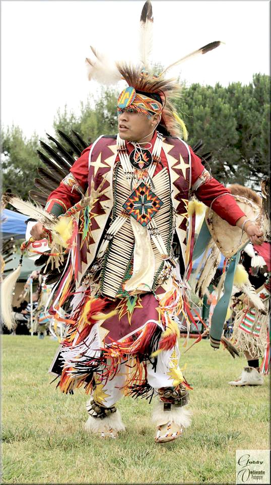 San Luis Rey intertribal powwow 2013