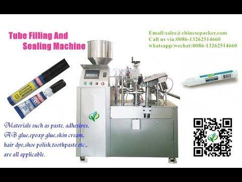 502 Super Glue Filling Machine Price Gel Rotary Filler And Sealer