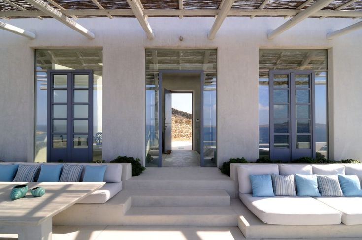 Location de maison, Blue Horizon, Grèce, Cyclades - Mykonos