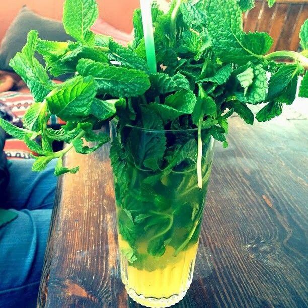 Moroccan mint tea: i love it! | Tea & Coffee Around The World | Pinte ...