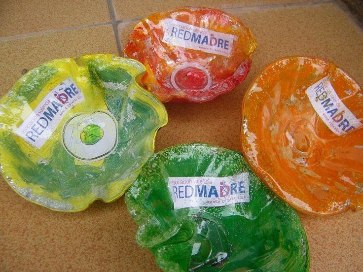 Manualidades con cd buscar con google cds pinterest - Ofertas de trabajos manuales para hacer en casa ...