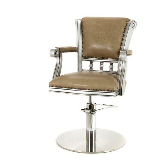 Pompadour Styling Chair