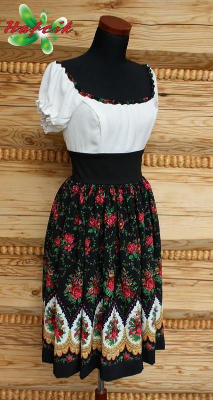 Szyk & Elegancja: Polski folklor w żeńskiej modzie c. d.