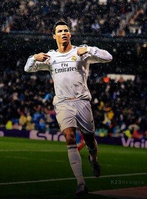 Cristino Ronaldo _ Realmadrid