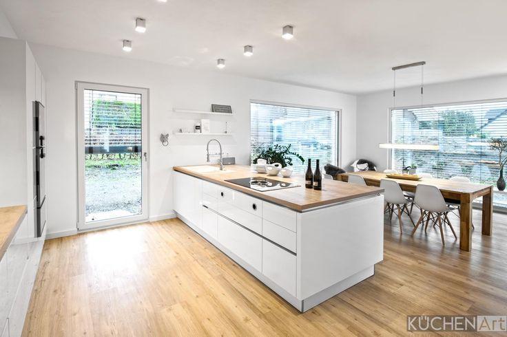 Küche in Scheuerfeld Elementa Laser Brilliant – K…