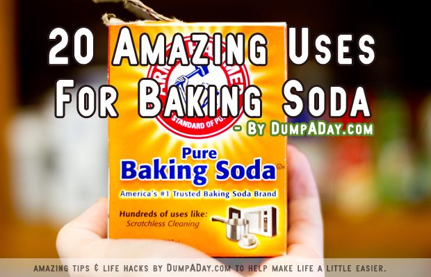 25 best ideas about uses for baking soda on pinterest baking soda uses baking soda cleaning - Things never clean baking soda ...