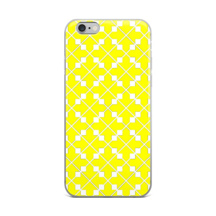 Excited to share the latest addition to my #etsy shop: Yellow Pattern iPhone X Case   Repetitive Pattern iPhone case   Colorful iPhone 6 case   Trendy iPhone 7 case   Geometry iPhone 8 case   TPU http://etsy.me/2EO58V2 #accessories #case #cellphone #iphonexcase #repeti