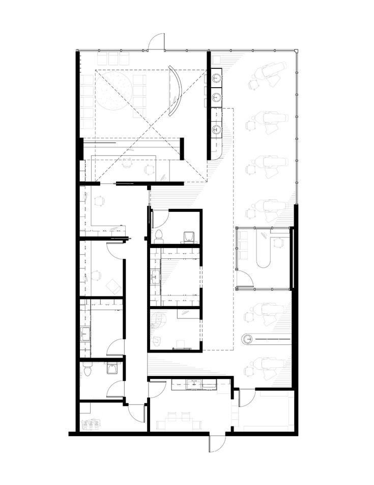 13 Best Floor Plans Images On Pinterest Design Offices Office Designs And Dental Office Design