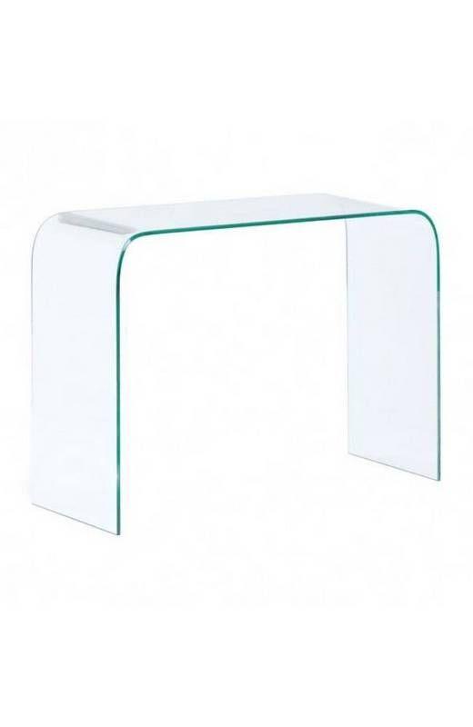 Small Apartment Furniture Ideas Lucite Console Desk