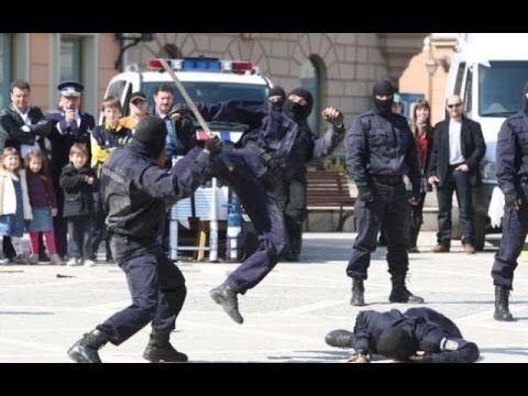 Poliție Militară si tehnici de autoapărare.