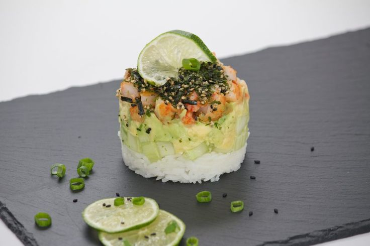 Dynamite Shrimp Tower – Sushi Tower