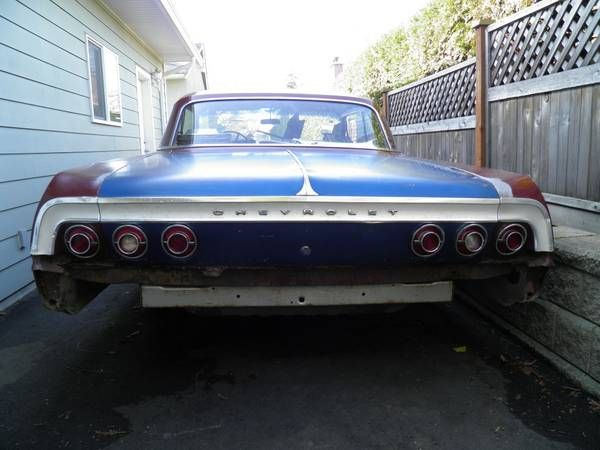 1964 IMPALA for sale in Victoria, British Columbia - cacarlist.com  http://cacarlist.com/others/1964-impala_10974-10885.html
