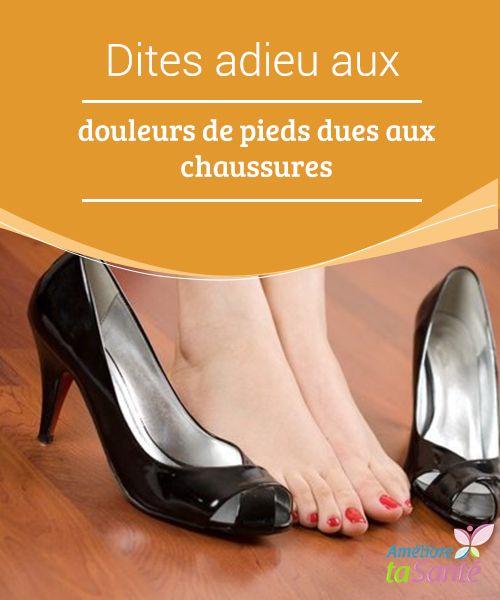 Dites #adieu aux douleurs de #pieds dues aux chaussures Les bains au sel sont parmi les meilleurs #remèdes pour soulager les #douleurs au #niveau des pieds. En plus de détendre, ils évitent que la peau ne s'assèche et ne durcisse.