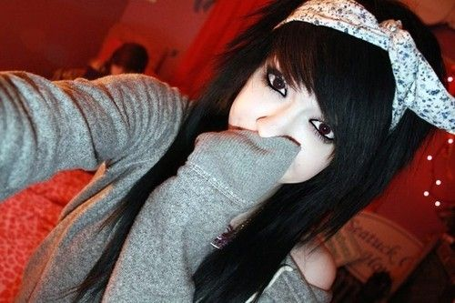 179 Best Images About Emo/Scene Hairstyles On Pinterest