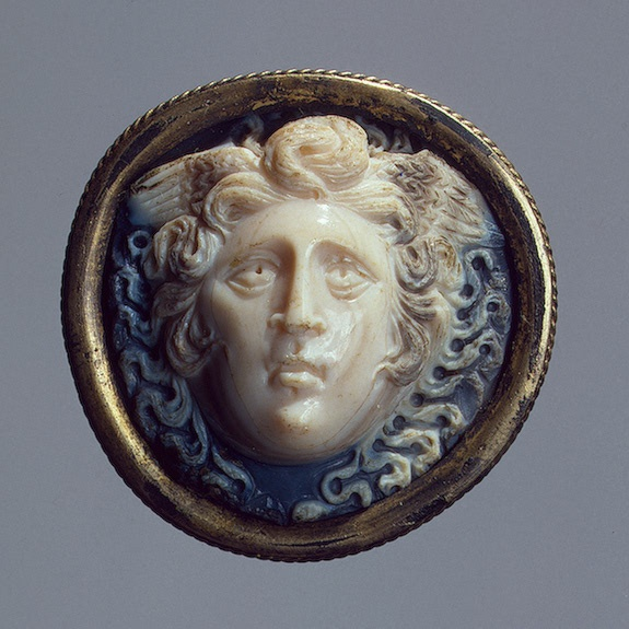 Head of Medusa ,   2nd - 3rd century   Ancient Rome
