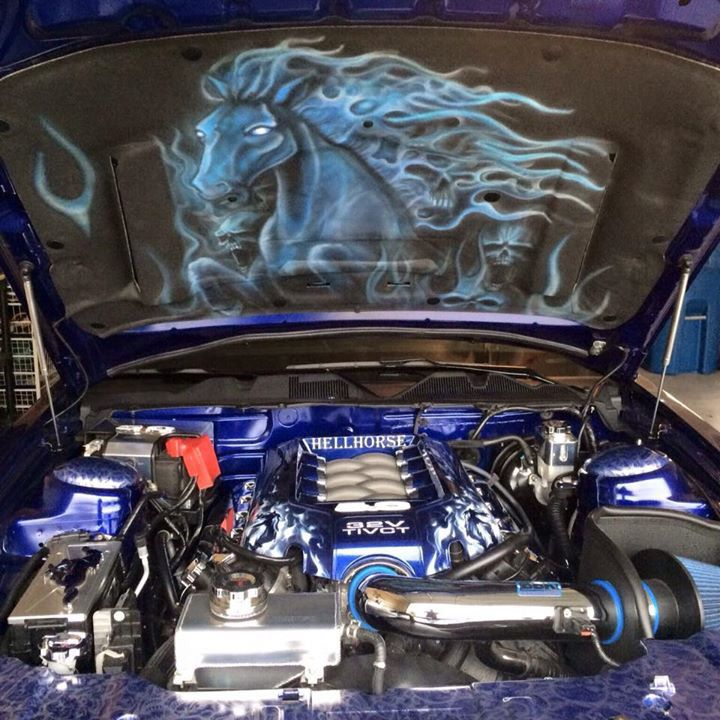 2015 Mustang Gt >> 10 Best images about Mustang GT parts hydro dipped on Pinterest | Deep impact, Blue and and ...