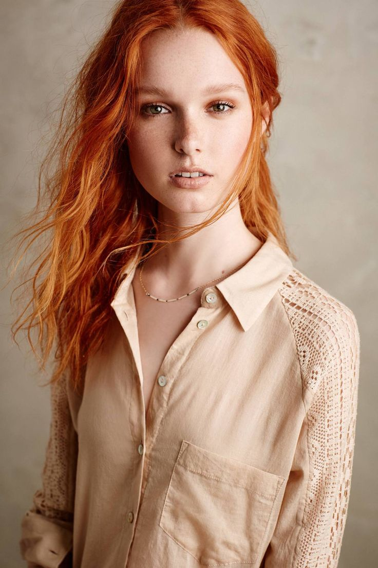 Lace-Sleeve Buttondown by Holding Horses #anthropologie #AnthroFave