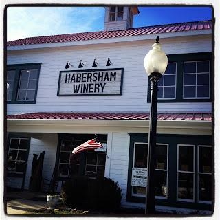 Habersham Winery in Helen, GA. Awesome. #winery #helen