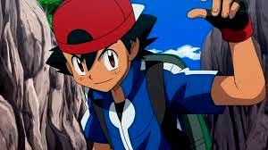 this is ash from pokemon and he is cute