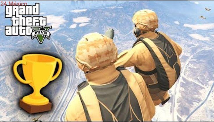 MI PRIMERA VICTORIA ÉPICA!! GTA V ONLINE (Nuevo modo de juego)