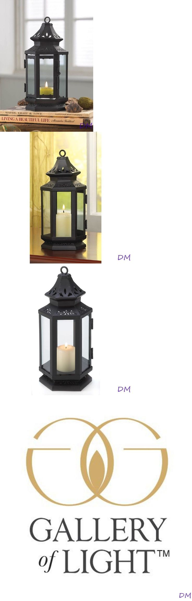 Candles and Candle Holders 20936: Lot Of 20 Black Stagecoach Style Lanterns Wedding Centerpieces Old West Decor -> BUY IT NOW ONLY: $169.95 on eBay!