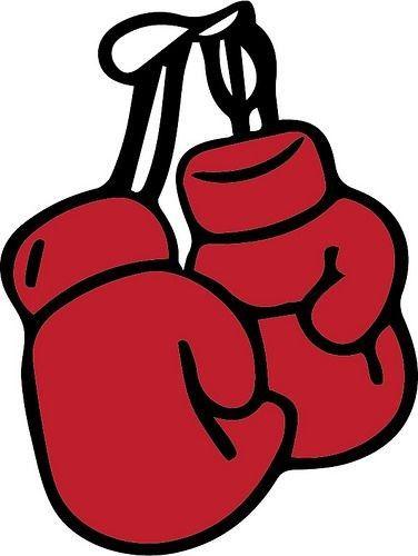картинки с боксерскими перчатками мультяшные