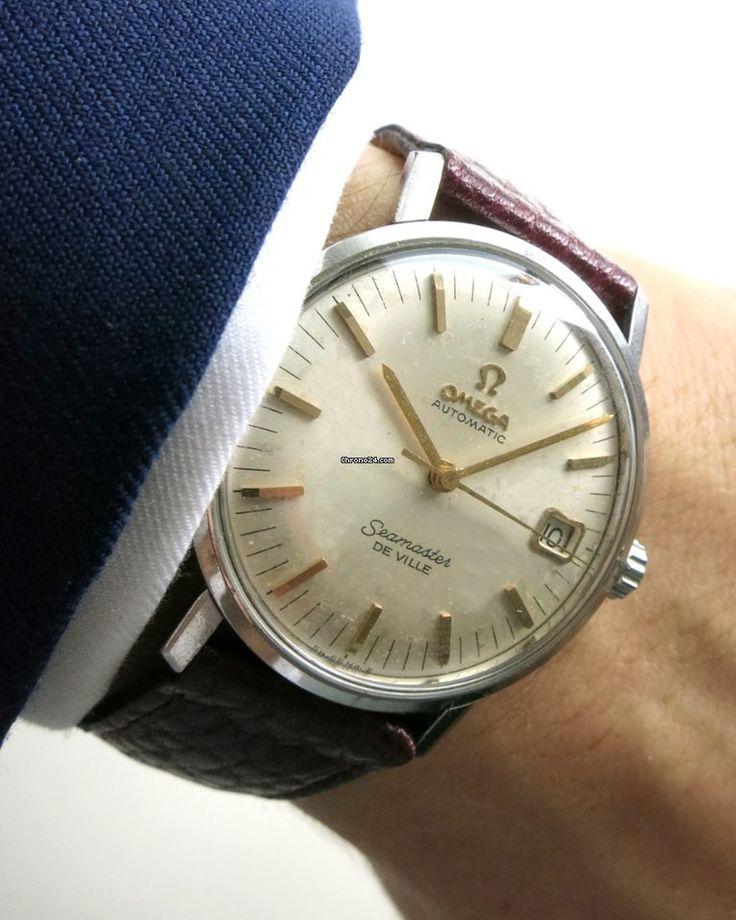 Seamaster Omega Vintage Price
