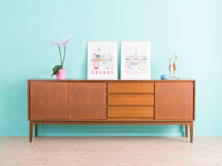 die besten 25 sideboard nussbaum ideen auf pinterest holz holz schl sselhalter f r wand und. Black Bedroom Furniture Sets. Home Design Ideas