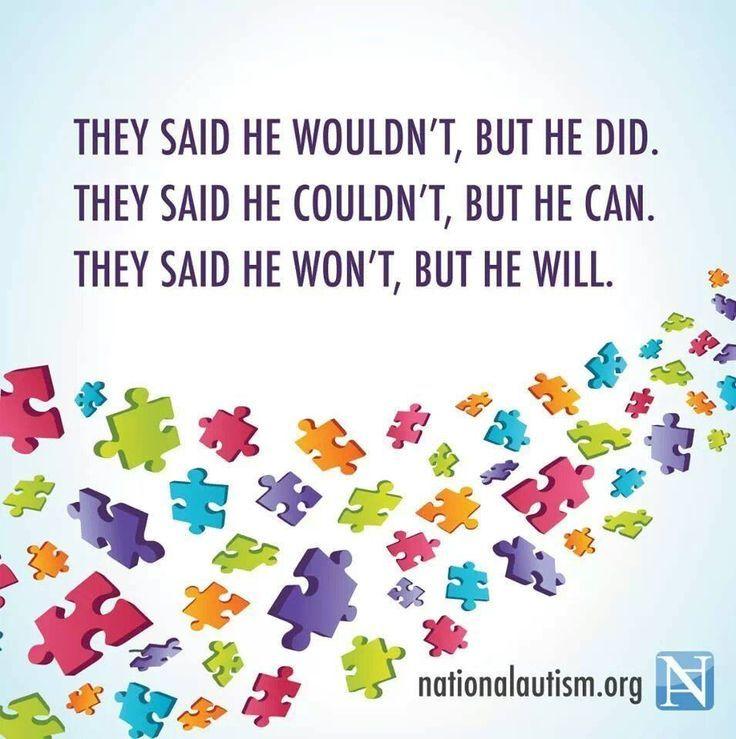 Autism Special Education Quotes. QuotesGram