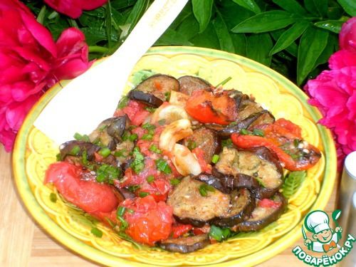 "Салат ""Дудляш"" - кулинарный рецепт"