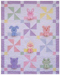 Hankie Pankie Pets Baby Blanket