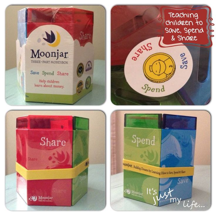 Teach a Child to Save with Moonjar Moneybox ~ It'S jUst mY LiFe...