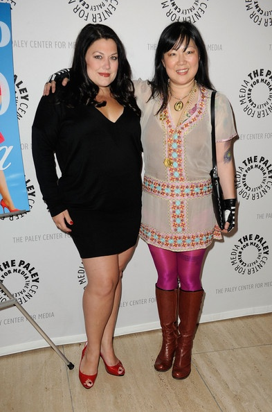 Brooke Elliott &  Margaret Cho-Drop Dead Diva