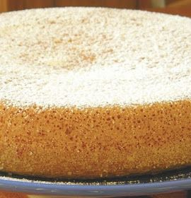 Thermomix Recipes: Coconut Yogurt Cake with Thermomix