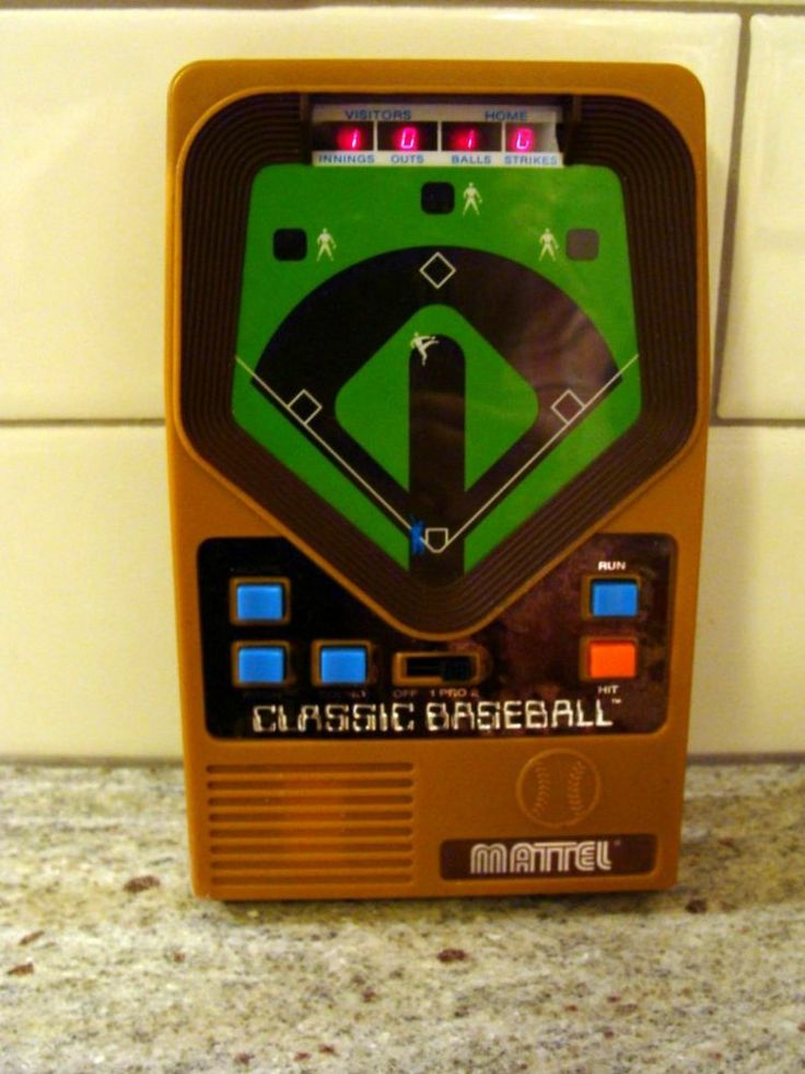 Electronic Handheld Game Museum
