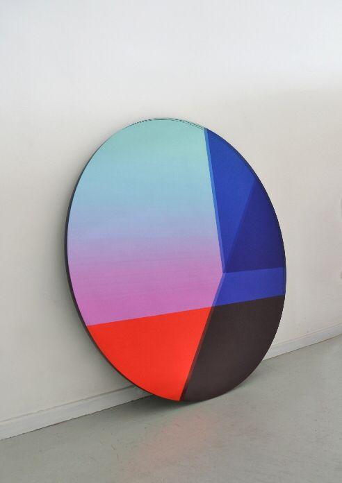 Seeing glass big round #Britvannerven et Sabine Marcelis ,