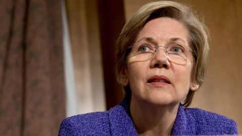 Elizabeth Warren's Rousing 'Power to the People' Speech Run Liz, run !!!
