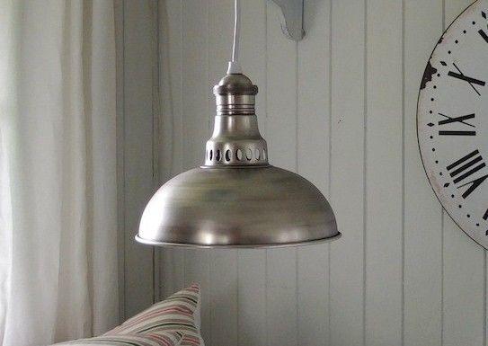 taklampa antiksilver - Sök på Google